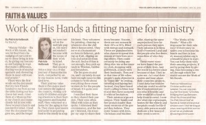 AJC The Word of His Hands 06.02.15 001