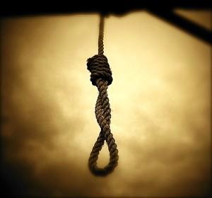 hanging rope